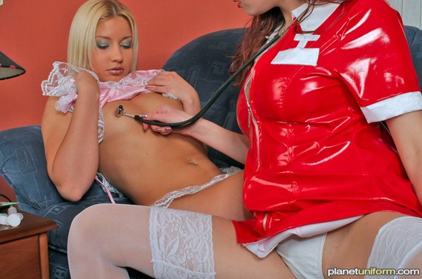 Opinion you blonde lesbian nurse valuable message